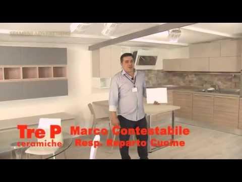 CREO CUCINE POINT 3 P CERAMICHE - YouTube