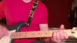 How to play Sparky's Dream by Teenage Fanclub on Guitar