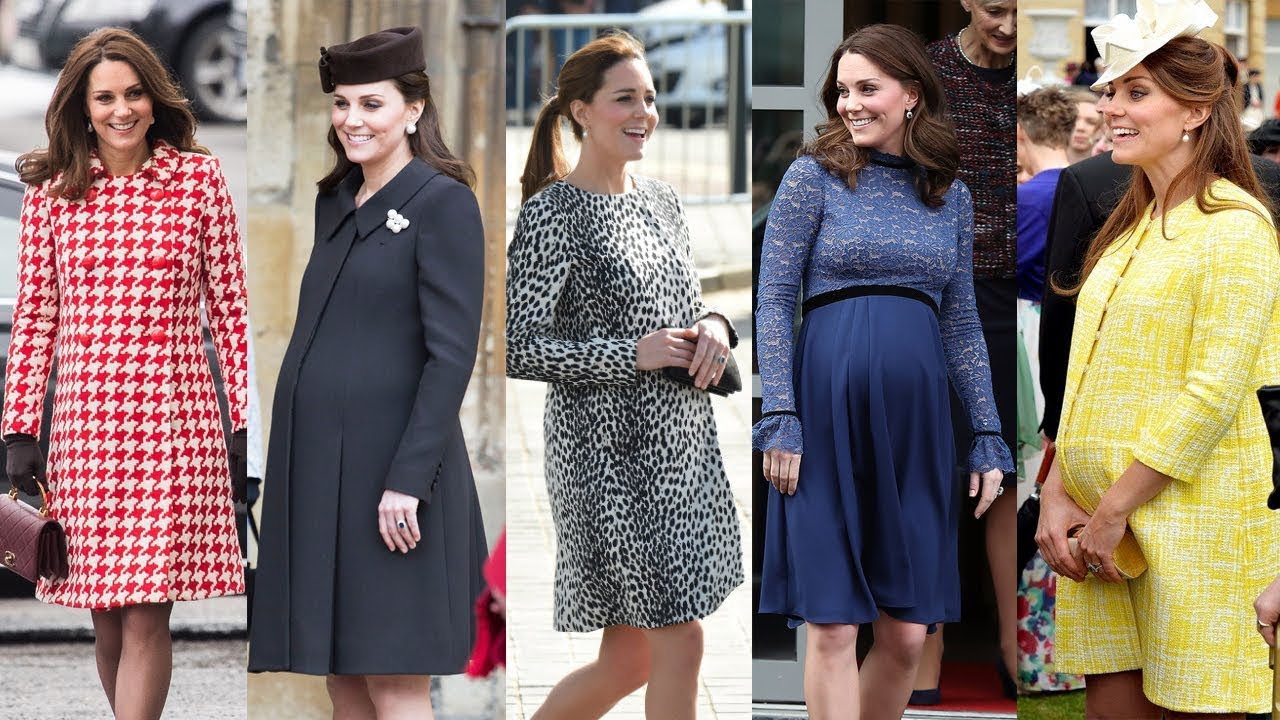 The Smart Reason Why Kate Middleton Wears Short Dresses While Pregnant