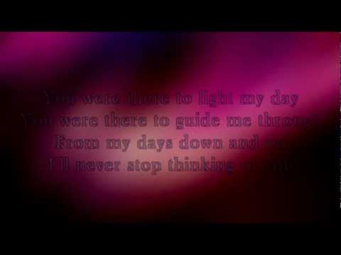 Nur Jannah Alia - You (dedicated to you)  lyrics