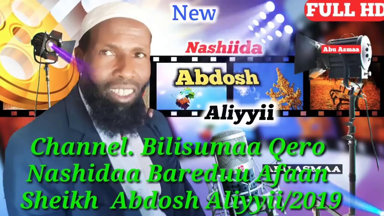 Download new nashida shek Abdosh Aliyyi 2019