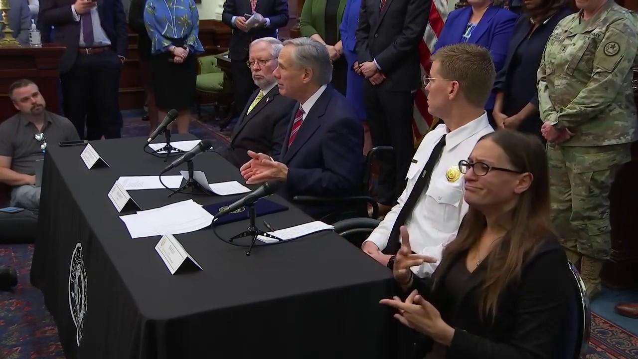 Greg Abbott to give update on Texas' efforts to combat coronavirus