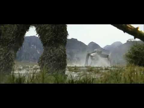 King Kong vs gigantic animal brutal fight scene -BEST FIGHT SCENE OF KING KONG
