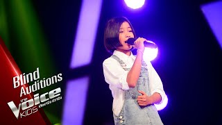 มะปราง - ฝากใบลา  - Blind Auditions - The Voice Kids Thailand - 8 Apr 2019