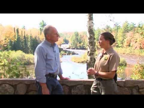 Great Getaways: Tahquamenon Falls State Park [Eastern Upper Peninsula MI]