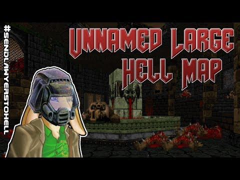 David Does Doom - Unnamed Large Hell Map