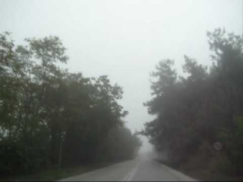 Driving to Vergina