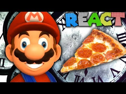 LUIGIKID REACTS TO: SMG4: MARIO WAITS FOR PIZZA