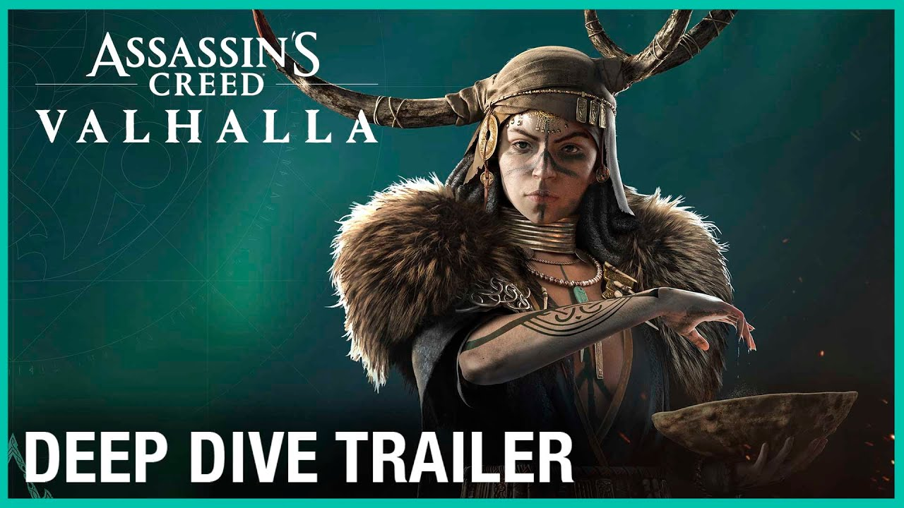 Assassin S Creed Valhalla Deep Dive Trailer Ubisoft Na Youtube