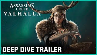 Assassin's Creed Valhalla: Deep Dive Trailer | Ubisoft [NA]