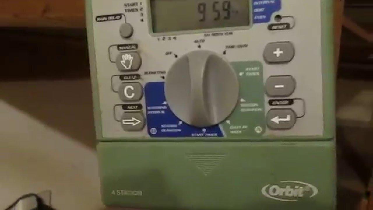 Sprinkler control setup - jeffrocks53
