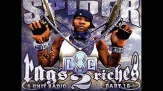 Spider Loc feat. Young Buck - No More Games (The Game Diss)