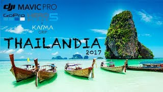 "Thailandia ""The Movie"" | Amazing Trip | 2017 | TRAVEL |  4K"