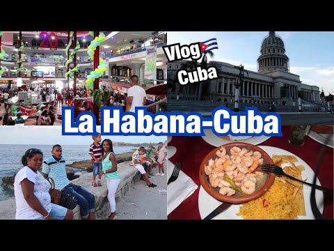 VIAJE A CUBA!! CARLOS III EN CUBA + MALECÓN EN CUBA, PASEO POR LA HABANA | 22 Oct 2017