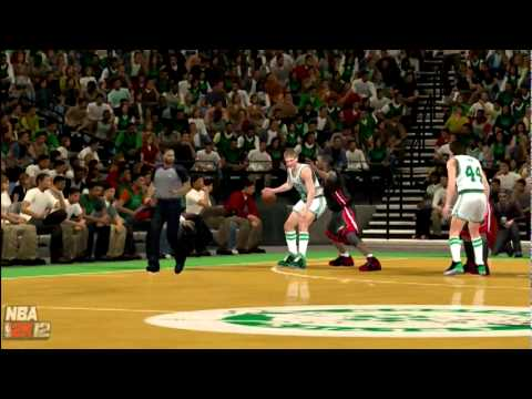 NBA 2K12 - Larry Bird and the 1985-86 Boston Celtics