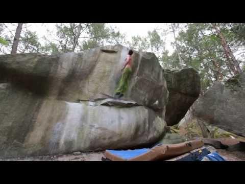 Euro Rocktrip 2015: Bouldering in Fontainebleau