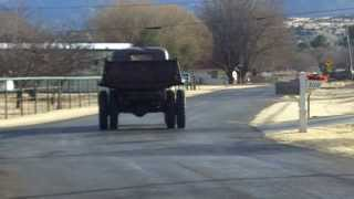 1942 chevy 1-1/2 ton dump truck up and running
