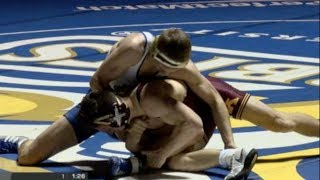 Seth Gross (SDSU) vs. Mitch McKee (Minnesota) - 2017 Dual