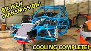 It will be here before you know it! This DF Goblin kit car is going to be a mean machine! Weighing in at only 1500lbs with 260 horsepower you can expect a lot of ...