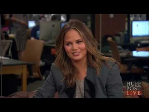 "Chrissy Teigen Interview: ""Sports Illustrated"" and John Legend"