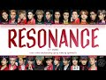 NCT 2020 엔시티 2020 - 'RESONANCE' Lyrics Color Coded_Han_Rom_Eng