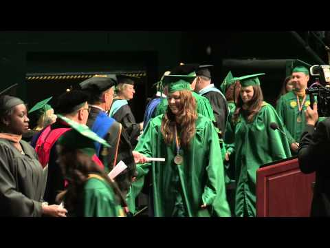 George Mason University 2015 College of Health and Human Services Convocation