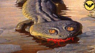 5 Anfibios Prehistóricos Que Harían Correr a los Dinosaurios.