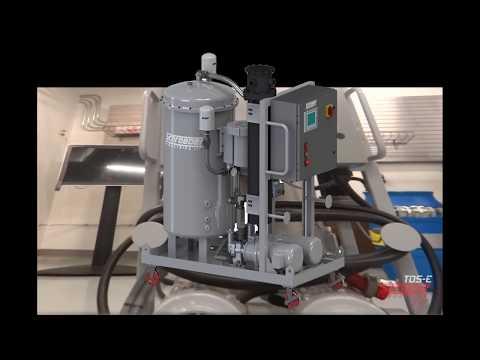TDS-E, SVD01 and SVD-10 | Dehydration Stations