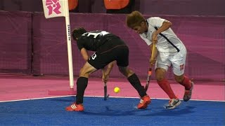 Ever Wonder: Why are there no lefties in field hockey?