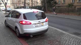 Auta z Niemiec #6/12/2014: FORD S-MAX /Berlin/