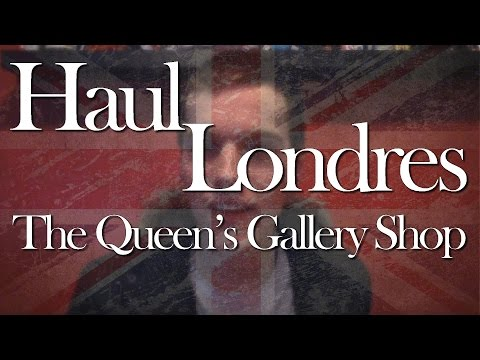 #1 Haul de Londres - The Queen