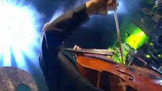 Apocalyptica - Grace [Live at Area 4]