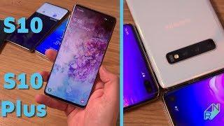 Samsung Galaxy S10 i S10 Plus - Co nowego? Wszystko co musisz wiedzieć! | Robert Nawrowski