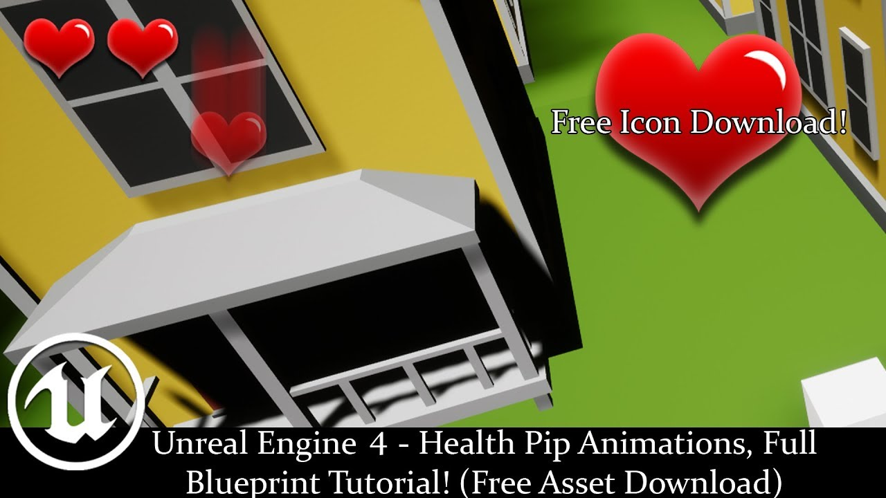 Unreal engine 4 health pip animations full blueprint tutorial unreal engine 4 health pip animations full blueprint tutorial free asset download malvernweather Choice Image