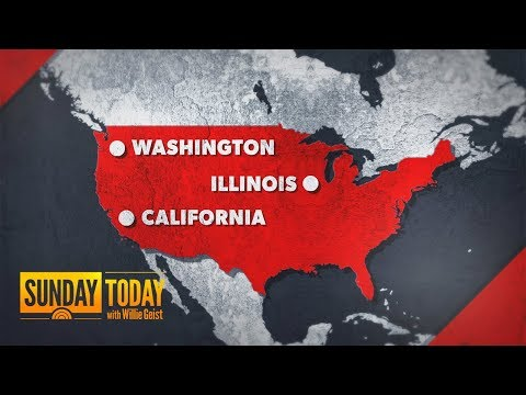 3rd Case Of Coronavirus Confirmed In The US | Sunday TODAY