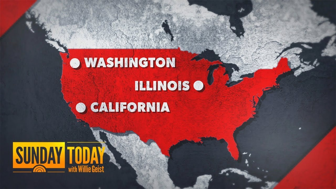 3rd Case Of COVID-19 Confirmed In The US | Sunday TODAY - YouTube