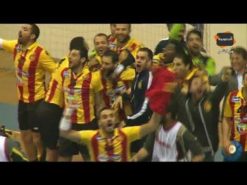 Match Complet Handball Club Africain 19-20 Espérance Sportive de Tunis 05-04-2017 CA vs EST