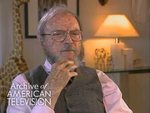 Animator Chuck Jones on creative work and not comparing yourself to others - EMMYTVLEGENDS.ORG