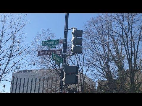 Открытие Boris Nemtsov Plaza в Вашингтоне своими глазами