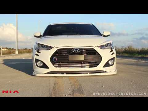 Hyundai veloster eyelids eyelines eyebrows how to install diy