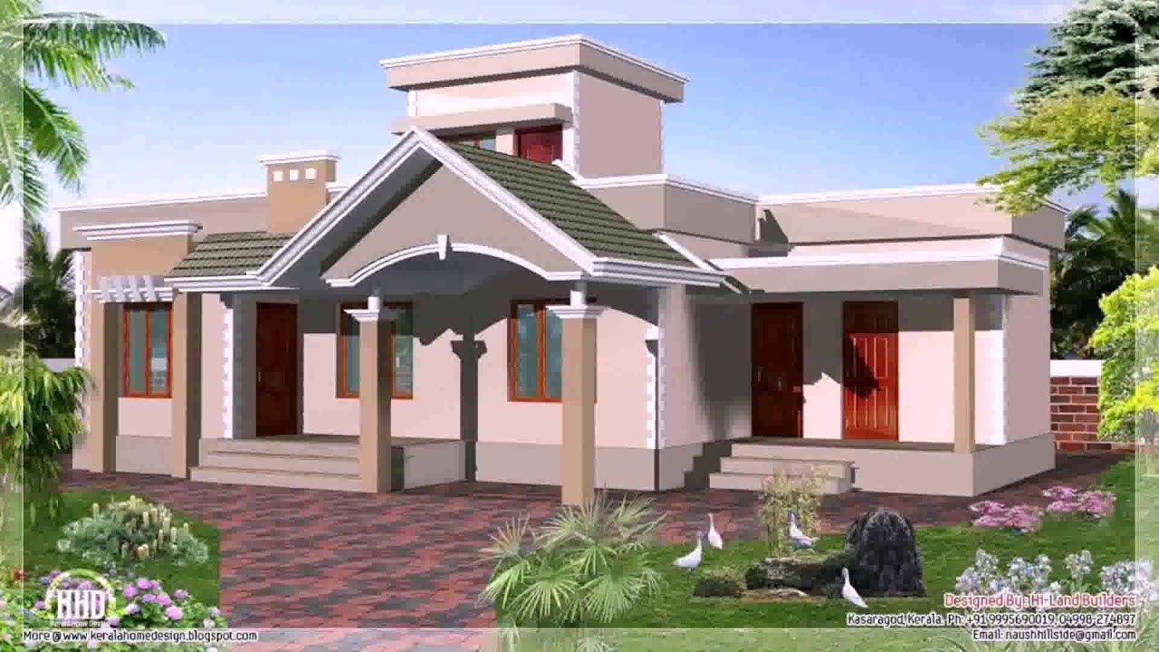 Front Elevation Of Houses In Punjab : Home front elevation pictures punjab india review decor