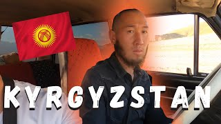 DON'T AVOID THIS TAXI DRIVER In Kyrgyzstan   Toktogul Lake In Jalal-Abad Region Of Kyrgyzstan