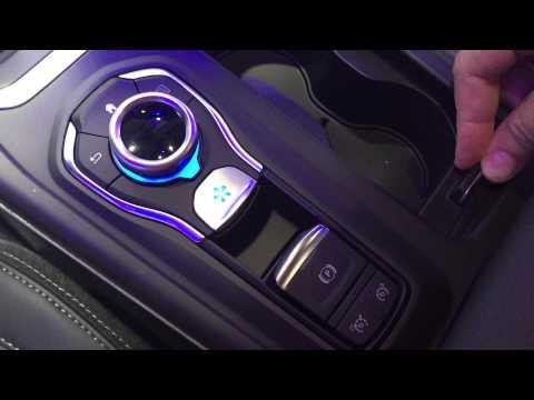 Frankfurt 2015. Por dentro del Renault Talismán.