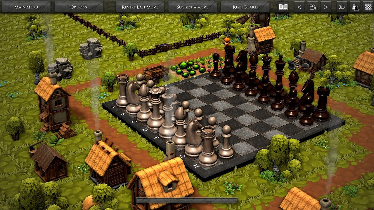 Download chess master 3d free for pc and mac.