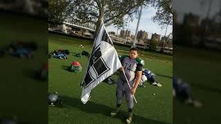 Ryan Diaz Harlem Jets  2017 season