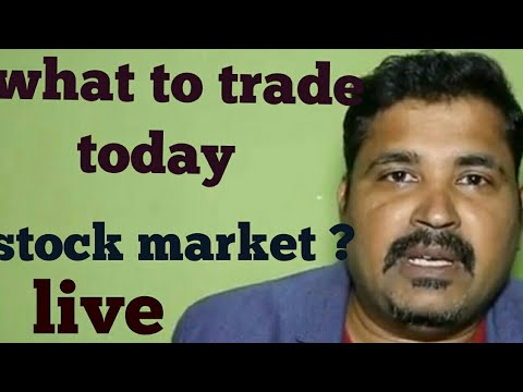 What to trade today