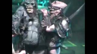 GWAR Live at the National, RIchmond VA 6-16-10 song #6