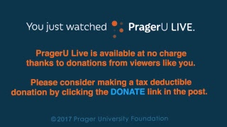 PragerU: Here's What's Wrong With the Left