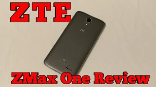 ZTE ZMax One Review. Is It Worth $89?
