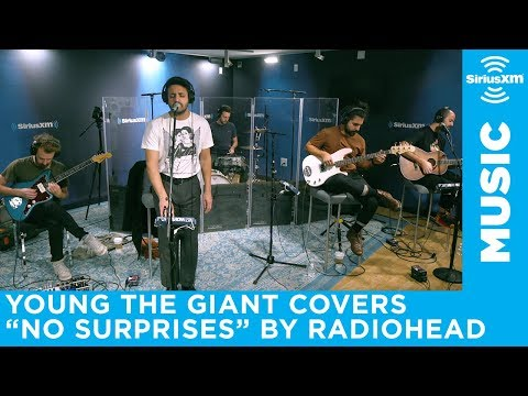 Young The Giant covers
